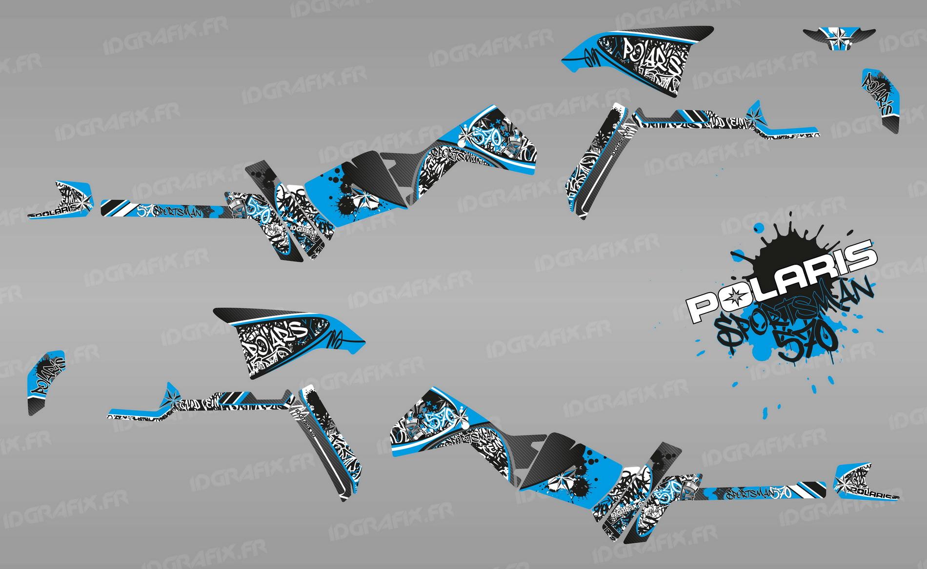 Kit décoration Polaris Sportsman 570 Efi \u2013 idgrafix.fr