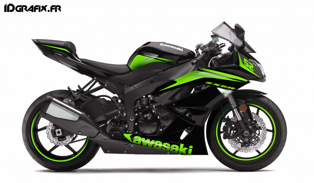 Ninja 600 desclaux