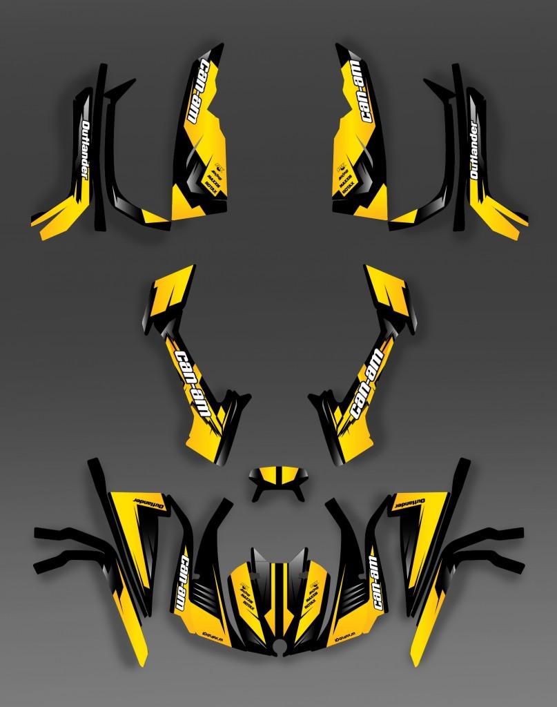 Outlander 450L wasp