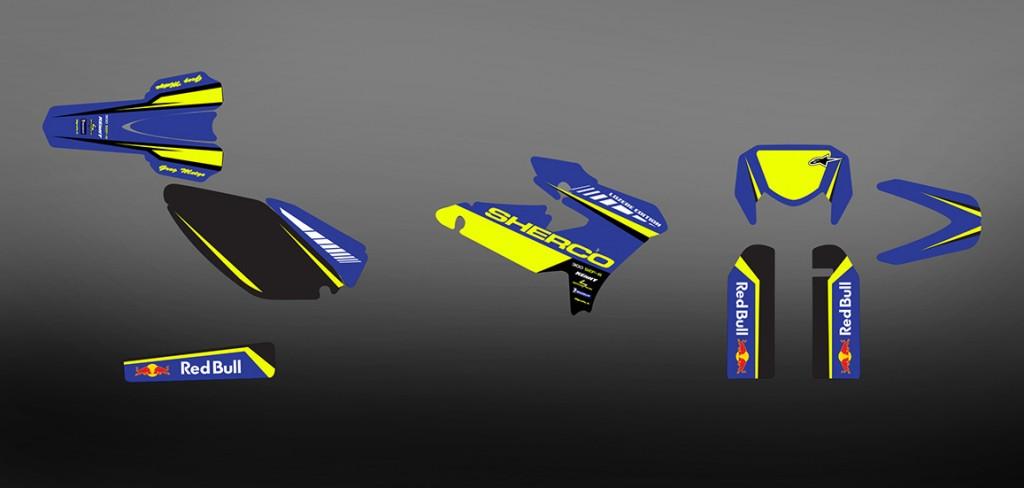 Sherco SE 250 300 2009-2011