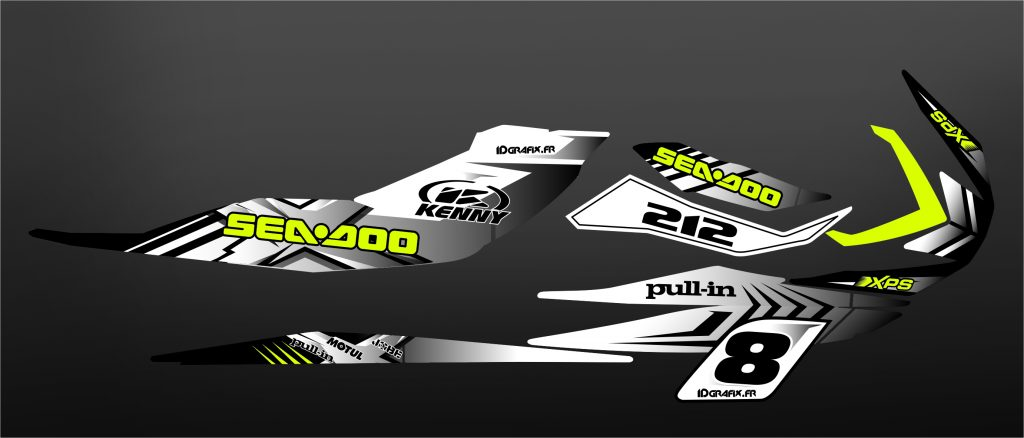 RXPX 300 blanc fluo