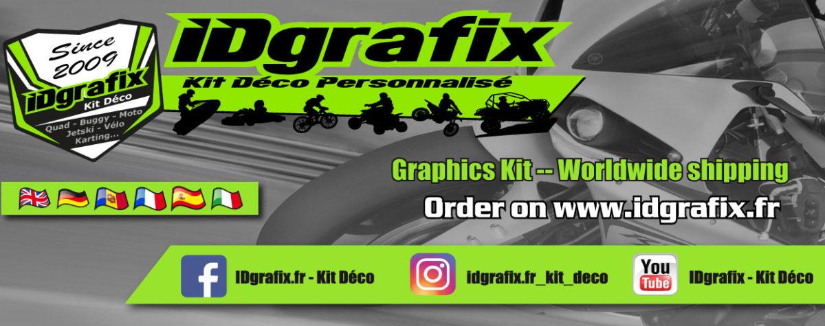 Le Blog d'IDgrafix – Kit décoration personnalisé