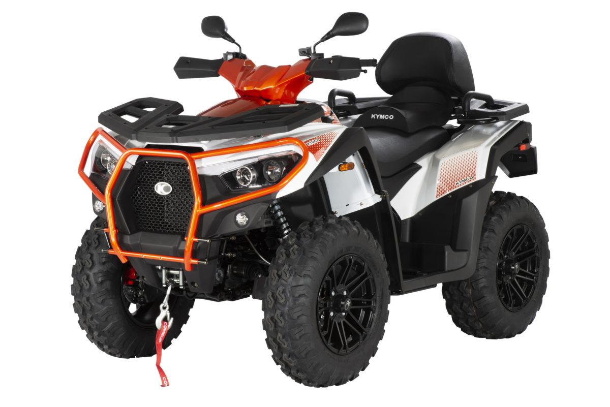 Kit déco pour nouveau Kymco MXU 700 2019 dispo