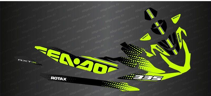 Nouveau kit déco pour Seado RXT-X 300 2019