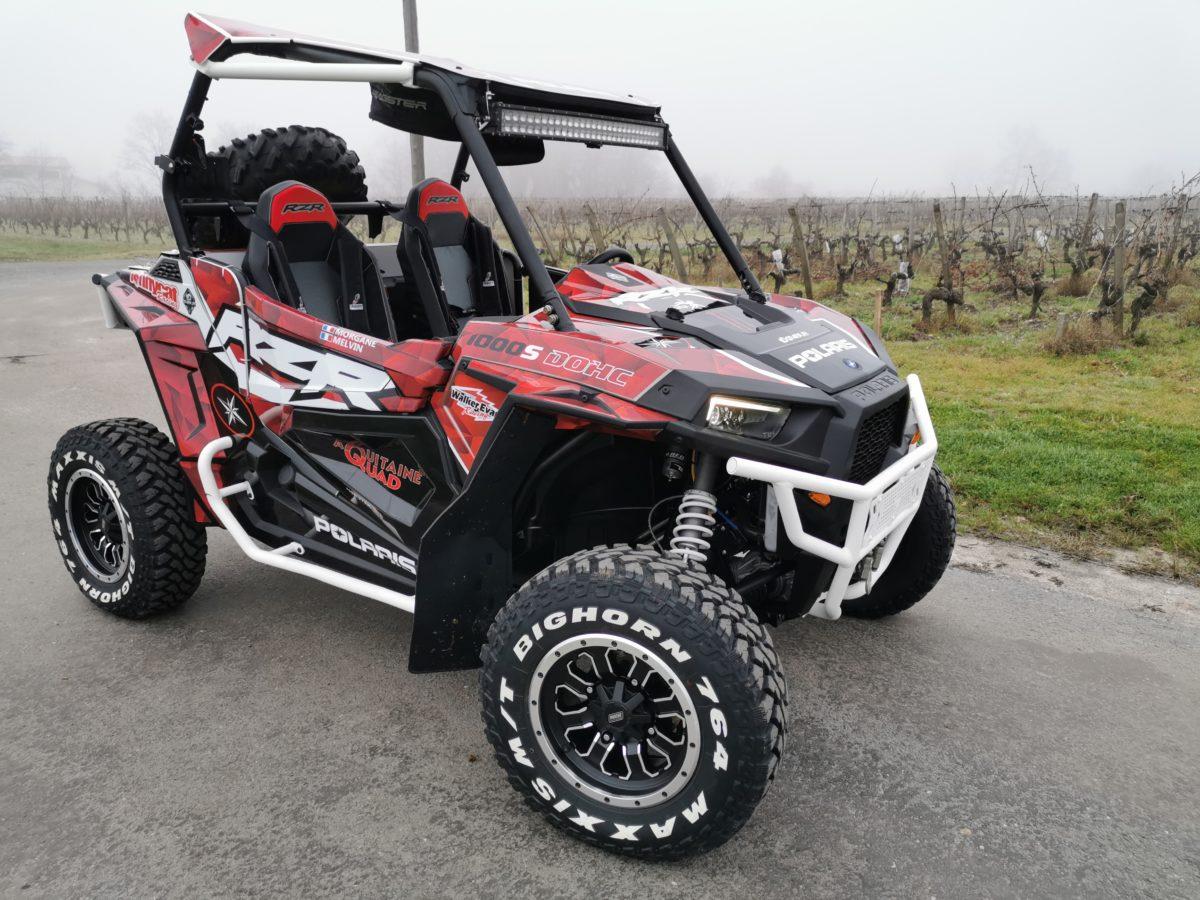 Kit deco Polaris RZR 1000S 2019